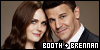 Booth, Seeley and Temperance Brennan: