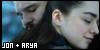 Snow, Jon and Arya Stark: