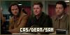 Castiel, Dean Winchester and Sam Winchester: