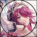 Thorny Benevolence Genshin Impact - Rosaria